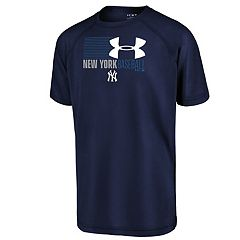 3facd6961e1 Boys 8-20 Under Armour New York Yankees Tee