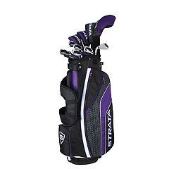 Callaway Strata Ultimate Women's 16 Piece Golf Bag Set