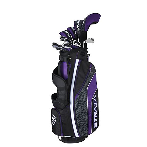 Callaway Strata Ultimate Women's 16 Piece Golf Bag Set