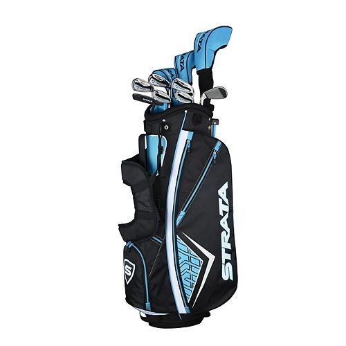 Callaway Strata Plus Women's 14 Piece Golf Bag Set