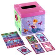 Hallmark Girls' Valentine Cards & Mailbox for Classroom Exchange - Unicorn & Friends