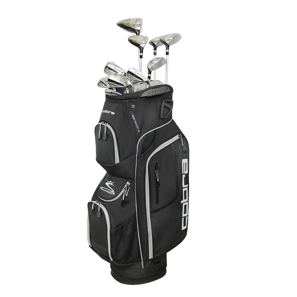 Cobra Golf XL Speed Men's 13 Piece Graphite Senior Complete Set