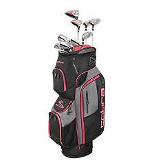 Cobra Golf XL Speed Women's 13 Piece Black-Pink Complete Set