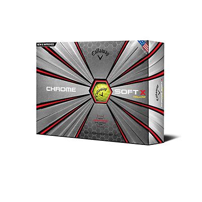 Callaway Chrome Soft X Golf Balls - 12 Pack