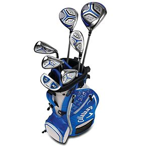 Callaway XJ Junior 7 Piece Golf Set - Level 3