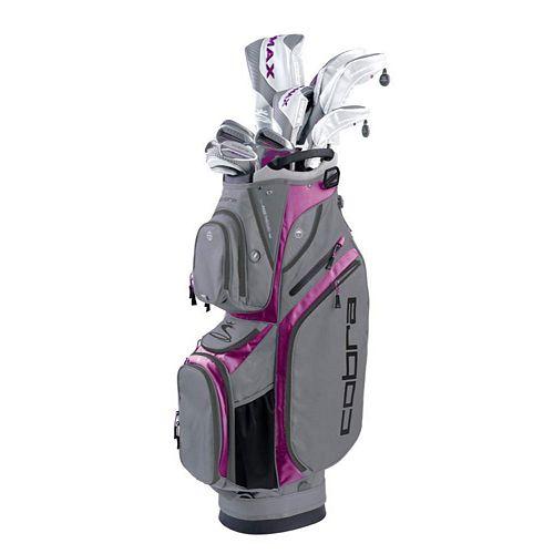 Cobra Golf Women's F-Max Superlite 13-Piece Complete Set