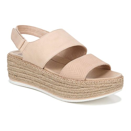 Dr. Scholl's Cool Vibes Womens' Platform Sandals