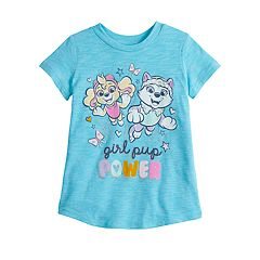 Toddler Girl Jumping Beans® Paw Patrol Skye & Everest 'Girl Pup Power' Graphic Tee
