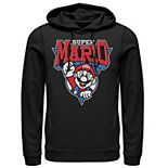 Men's Super Mario Bros. Pullover Hoodie