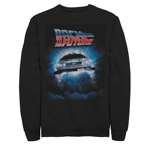 Men's Back to the Future Sweatshirt
