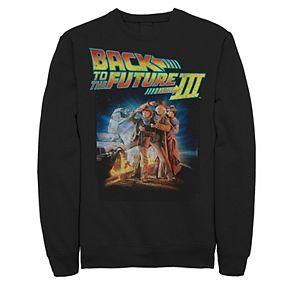 Men's Back to the Future III Sweatshirt