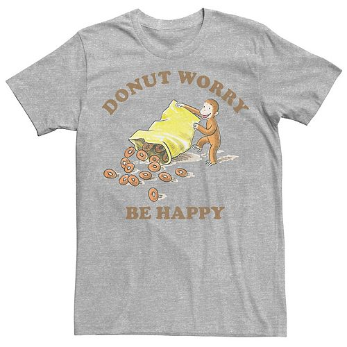 Men's Curious George Tee