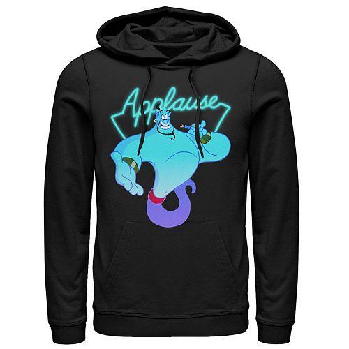 Men's Disney Aladdin Gene Pullover Hoodie