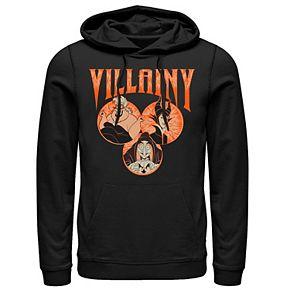 Men's Disney Villians Pullover Hoodie