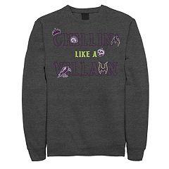 Men's Disney Villians Sweatshirt