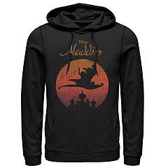Men's Disney Aladdin Pullover Hoodie