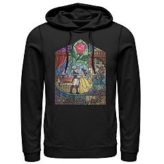 Men's Disney Beauty & The Beast Pullover Hoodie