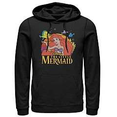 Men's Disney Little Mermaid Pullover Hoodie