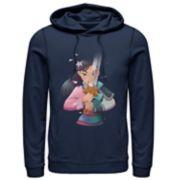 Men's Disney Mulan Pullover Hoodie
