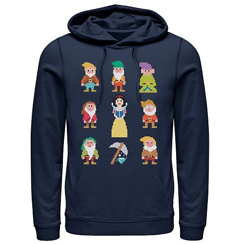 Men's Disney Snow White & The Seven Dwarfs Pullover Hoodie