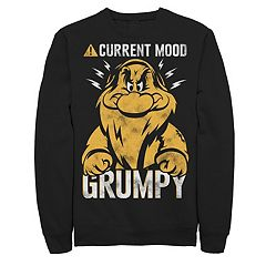 Men's Disney Grumpy Sweatshirt