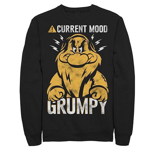Men's Disney Grumpy Sweatshirt