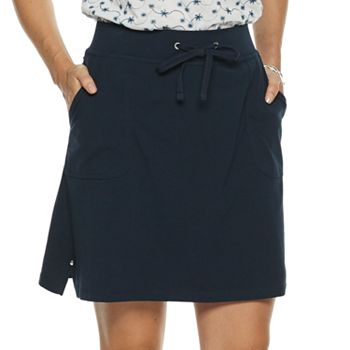 2b68d6f76cd3f Women s Cathy Daniels Solid Pull-On Drawstring Skort