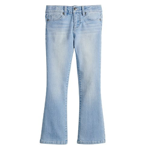 Girls 4-12 SONOMA Goods for Life™ Bootcut Jeans