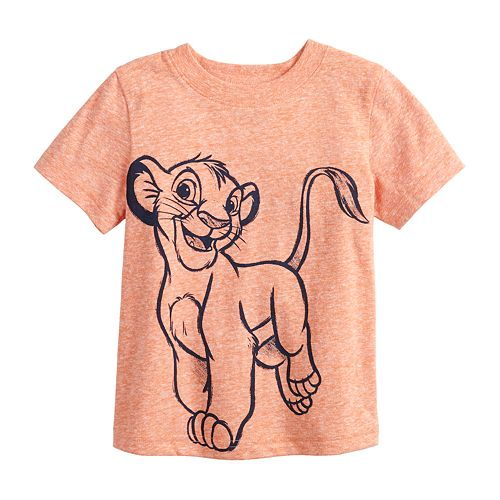 Disney's The Lion King Baby Boy Simba Graphic Tee by Jumping Beans®