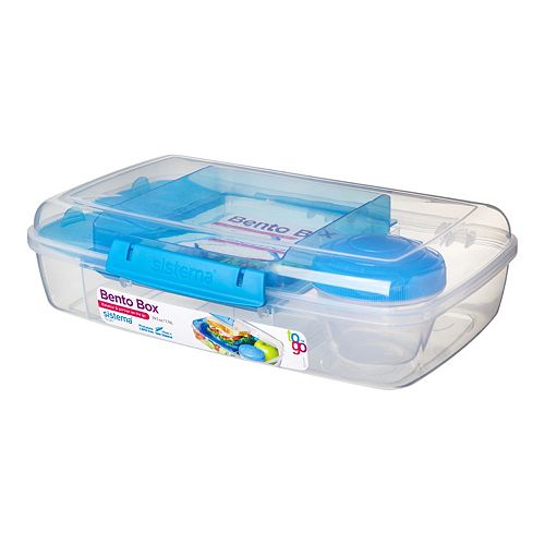 Sistema To Go Rectangular Bento Box