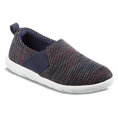 Zenz From isotoner Heather Knit Women's Slip-ons