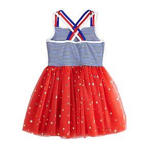 Girls' Disney's Minnie Strappy Dress