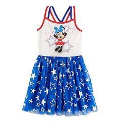 Disney's Licensed Girls 7-16 Strappy Dress