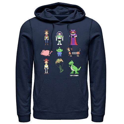 Men's Disney / Pixar Toy Story Characters Pullover Hoodie