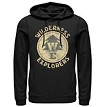Men's Disney / Pixar Up Wilderness Explorers Pullover Hoodie