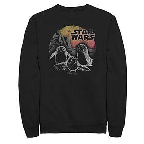 Men's Star Wars The Last Jedi Porgisborg Sweatshirt