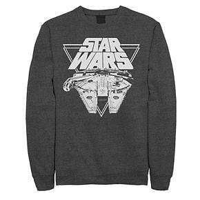 Men's Star Wars Millennium Falcon Sweatshirt