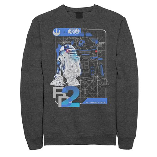 Men's Star Wars R2D2 Sweatshirt