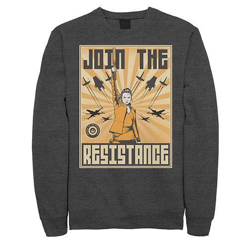 """Men's Star Wars """"Join The Resistance"""" Sweatshirt"""