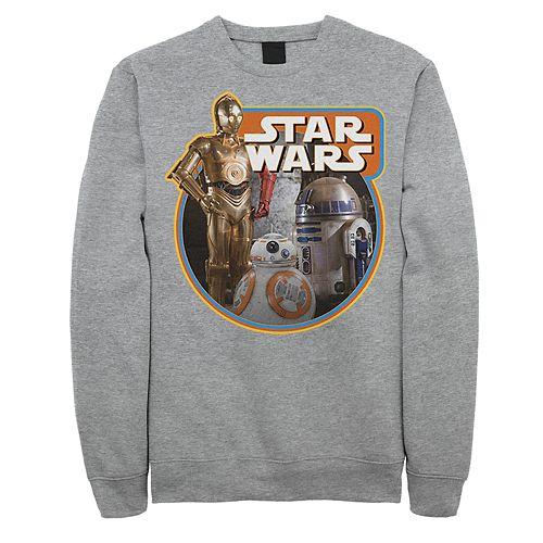 Men's Star Wars Droids Sweatshirt