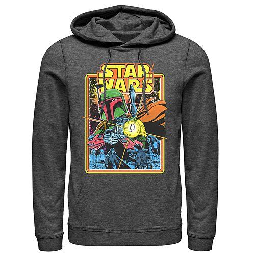 Men's Star Wars Boba Fett Pullover Hoodie