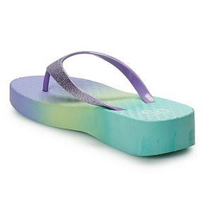 SO® Carnelian Women's Thong Sandals