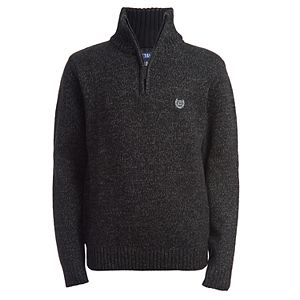 Boys 4-20 Chaps Quarter-Zip Sweater