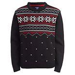 Boys 4-20 Chaps Fairisle Sweater
