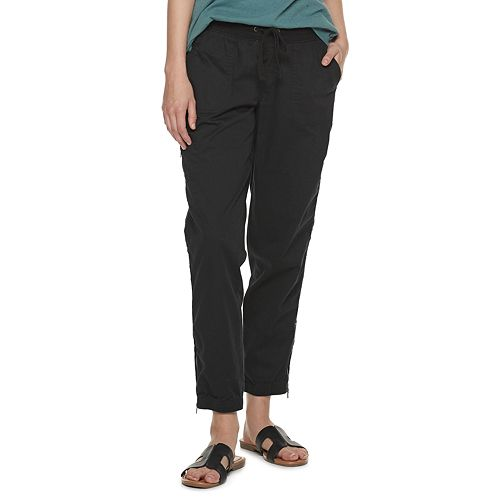 Petite SONOMA Goods for Life™ Convertible Joggers