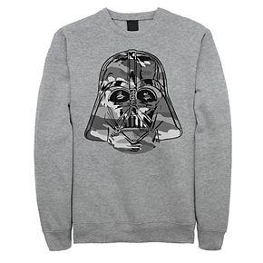 Men's Star Wars Darth Vader Camo Sweatshirt