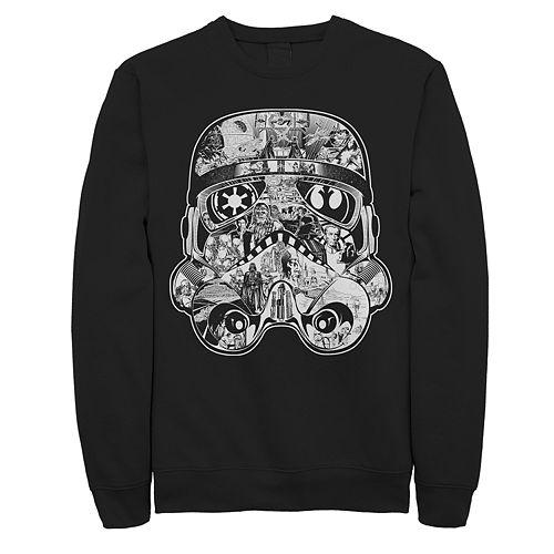 Men's Star Wars Storm Trooper Sweatshirt
