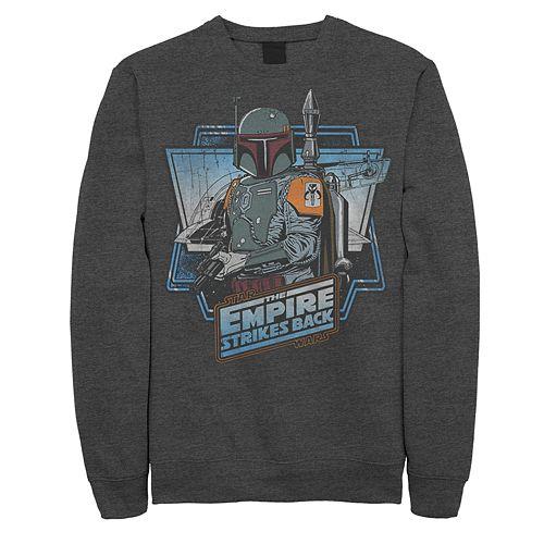Men's Star Wars Boba Fett Sweatshirt