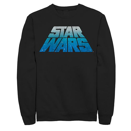 Men's Star Wars Logo Sweatshirt