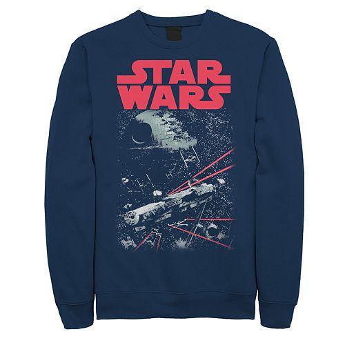 Men's Star Wars Death Star Sweatshirt